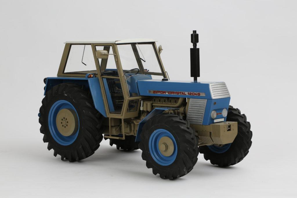 Zetor Crystal Tractor